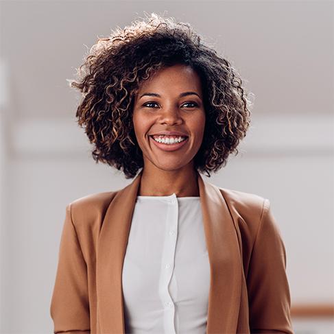 mulher negra empoderada