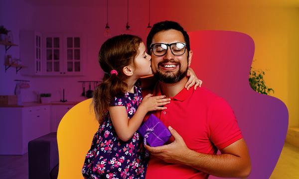 Dia dos Pais: 9 dicas de presentes perfeitos para todos os tipos de pais